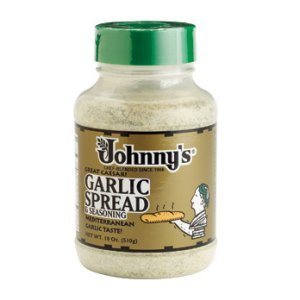Johnnys Garlic Spread 18 oz