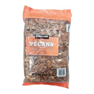 Kirkland Signature Pecan Halves 2 Pounds Shelled